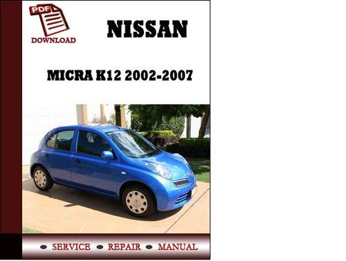 Nissan Micra K11 Haynes Manual Download  5