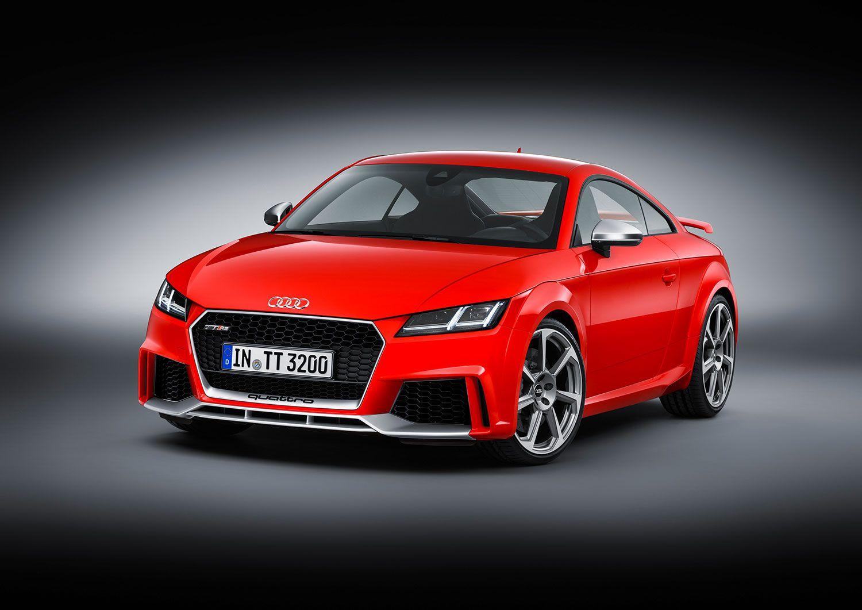 2017 Audi Tt Rs Audi Tt Rs Audi Tt Audi