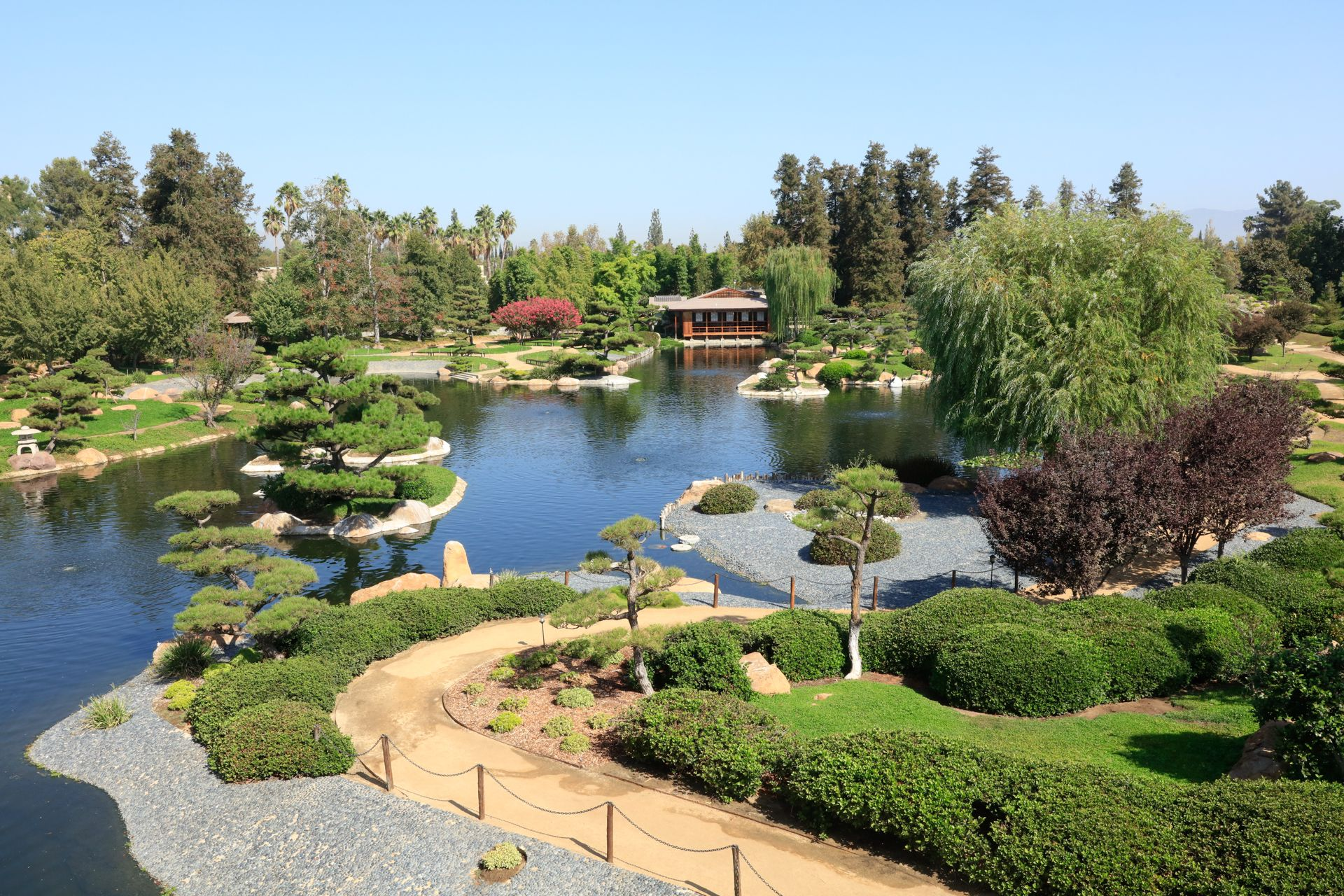There Are Unlimited Family Friendly Events Activities And World Famous Destinations To Enjoy In Los Angeles Zen Meditation Garden Kyoto Garden The Good Place