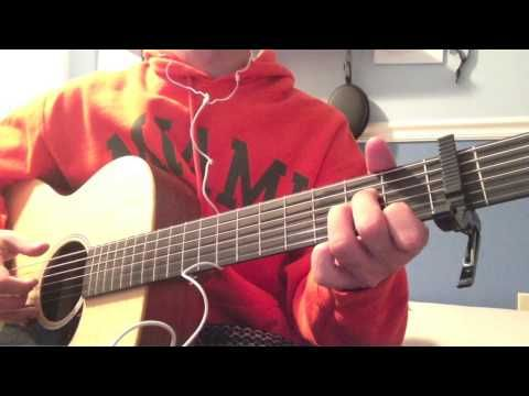 Hillsong UNITED Oceans (Where Feet My Fail) Acoustic Guitar Cover ...
