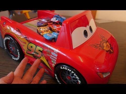 lightning mcqueen boost dj disney cars ramp nursery rhymes children songs youtube