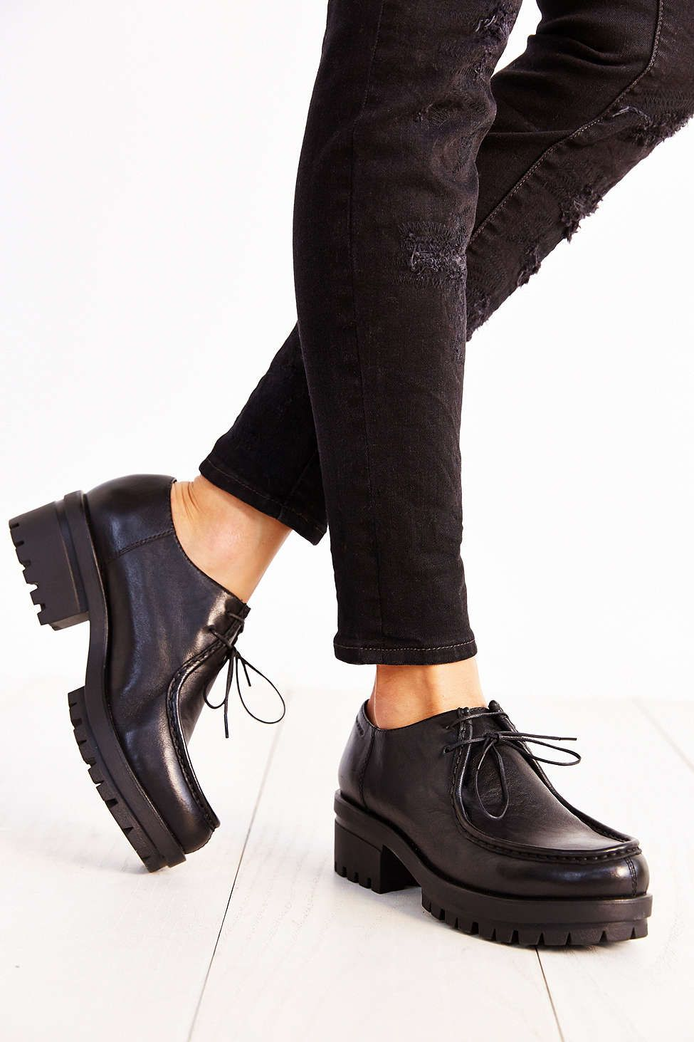 Vagabond Kayla Leather Oxford | Oxfords