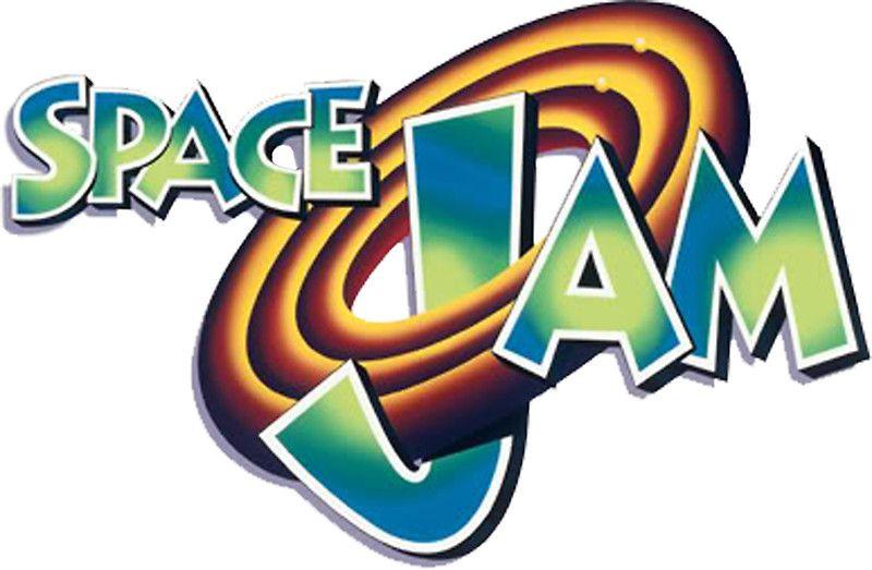 a509ceb0a45 Space Jam Logo Design  Sticker by BoringSoda