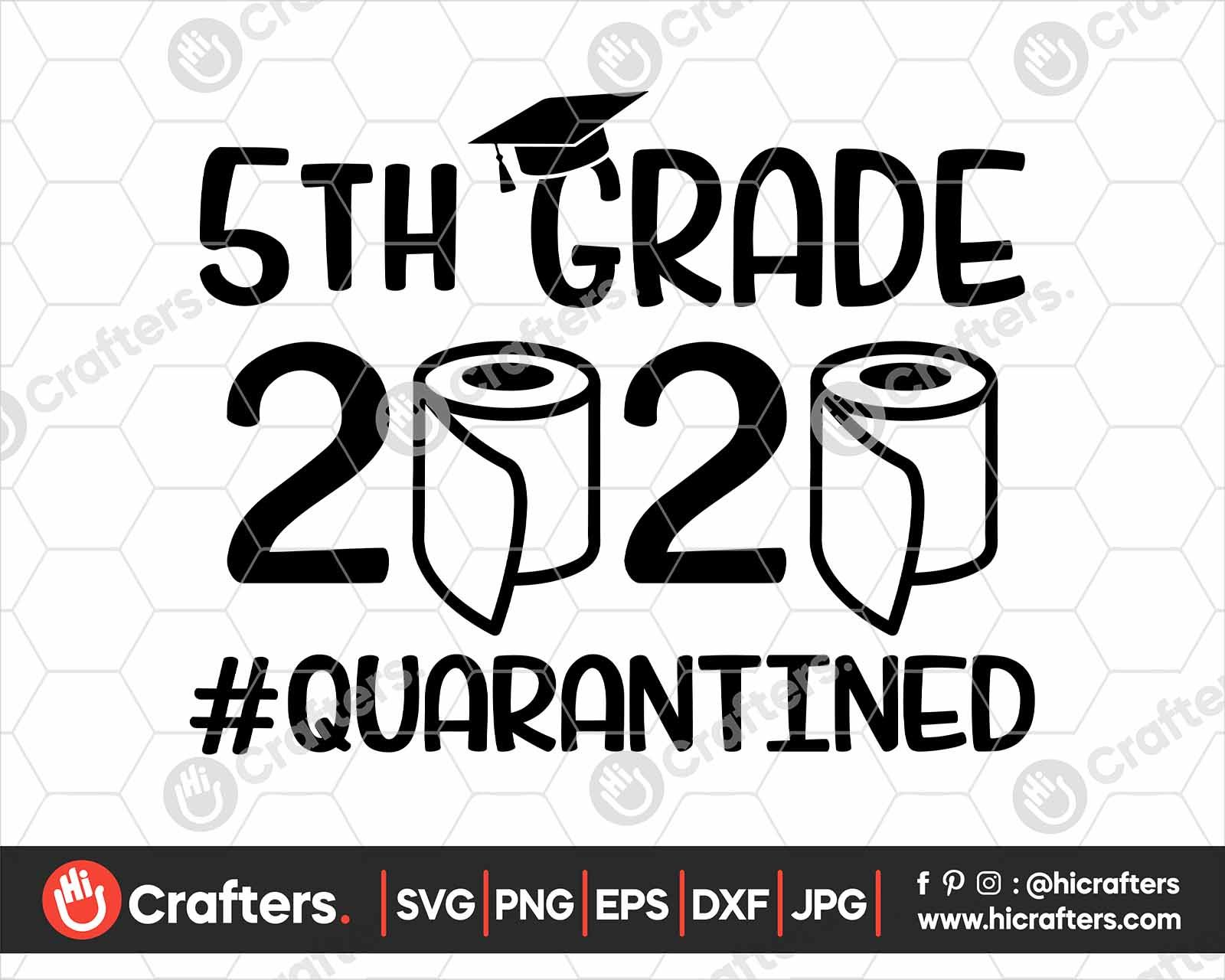 Pin on 2020 Graduation SVG Graduation Quarantine SVG