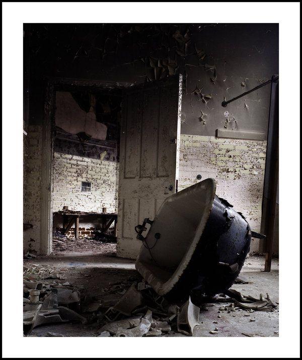 Abandoned Asylums, Asylum, Abandoned Places