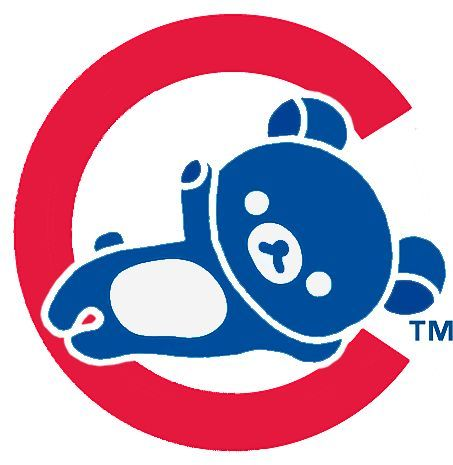 Chicago Cubs Old Logo Chicago Cubs Chicago Cubs Funny Pinterest