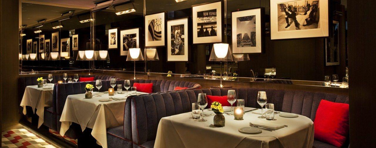 The Regency Bar Grill At Loews Hotel New York Power BreakfastRegency HotelDining Room