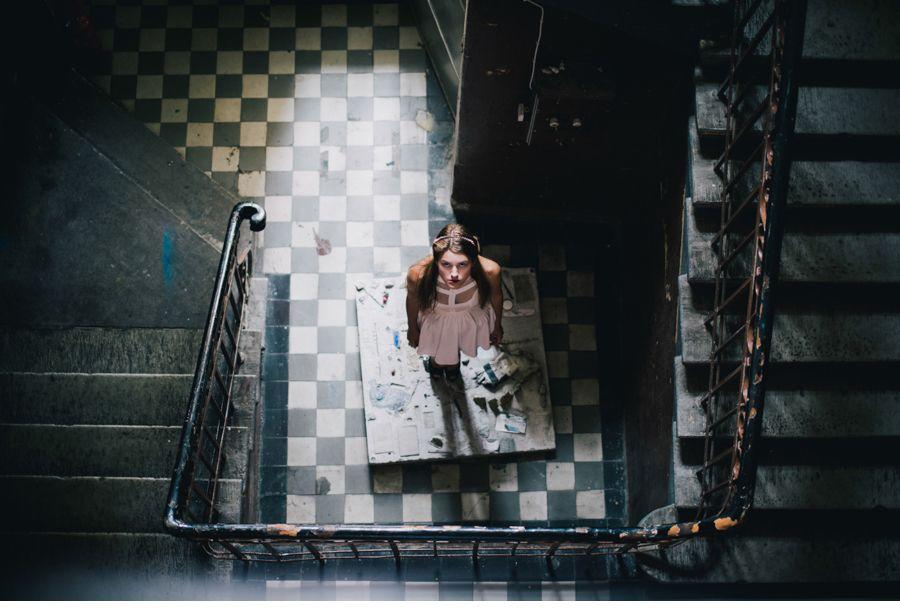 * Model: Karis (Metro Models Tallinn) * Make-up and hair: Gethe Rohumägi * Stylist: Aija Kivi * Photo: Marit Karp * Dress: Bershka  More: www.maritkarp.com