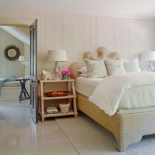 Cheap and chic diy headboard ideas bed frames bedrooms for Decor zone bedroom