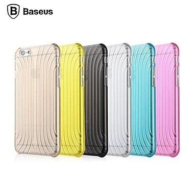 super thin and clear iphone 6 case with 6 colors