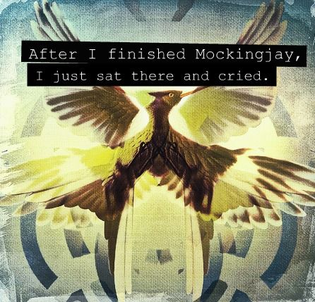 Sooooo true. #mockingjay #hunger #games