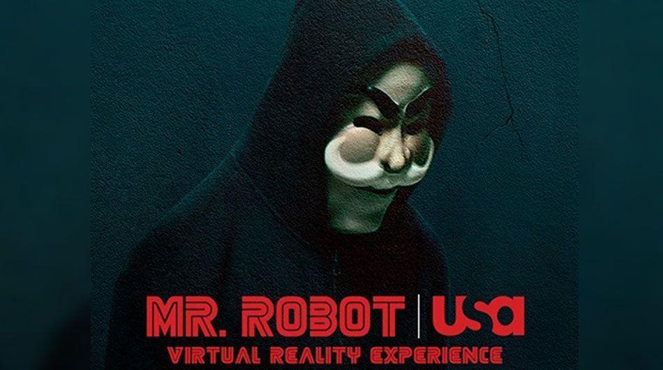 'Mr. Robot' to debut VR short film on iOS Oculus HTC Vive