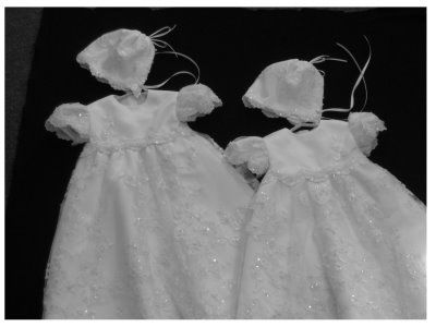New Uses For Old Things Have Your Wedding Gown Made Into Baptism Or
