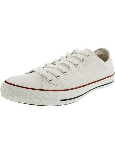 21f11d74e5308d Converse Chuck Taylor All Star Core Low Top Canvas White Ankle-High Rubber  Fashion Sneaker