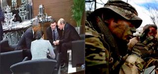 En Arxikos Politis: Πάμε για πόλεμο Τετ α τετ Ομπάμα-Πούτιν με το NATO...
