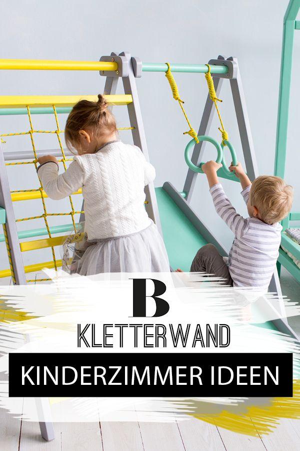 8 Ideen für coole Kinderzimmer #kleinkindzimmer