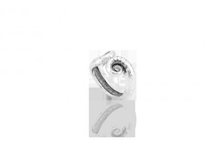 Spiral Shell Ring