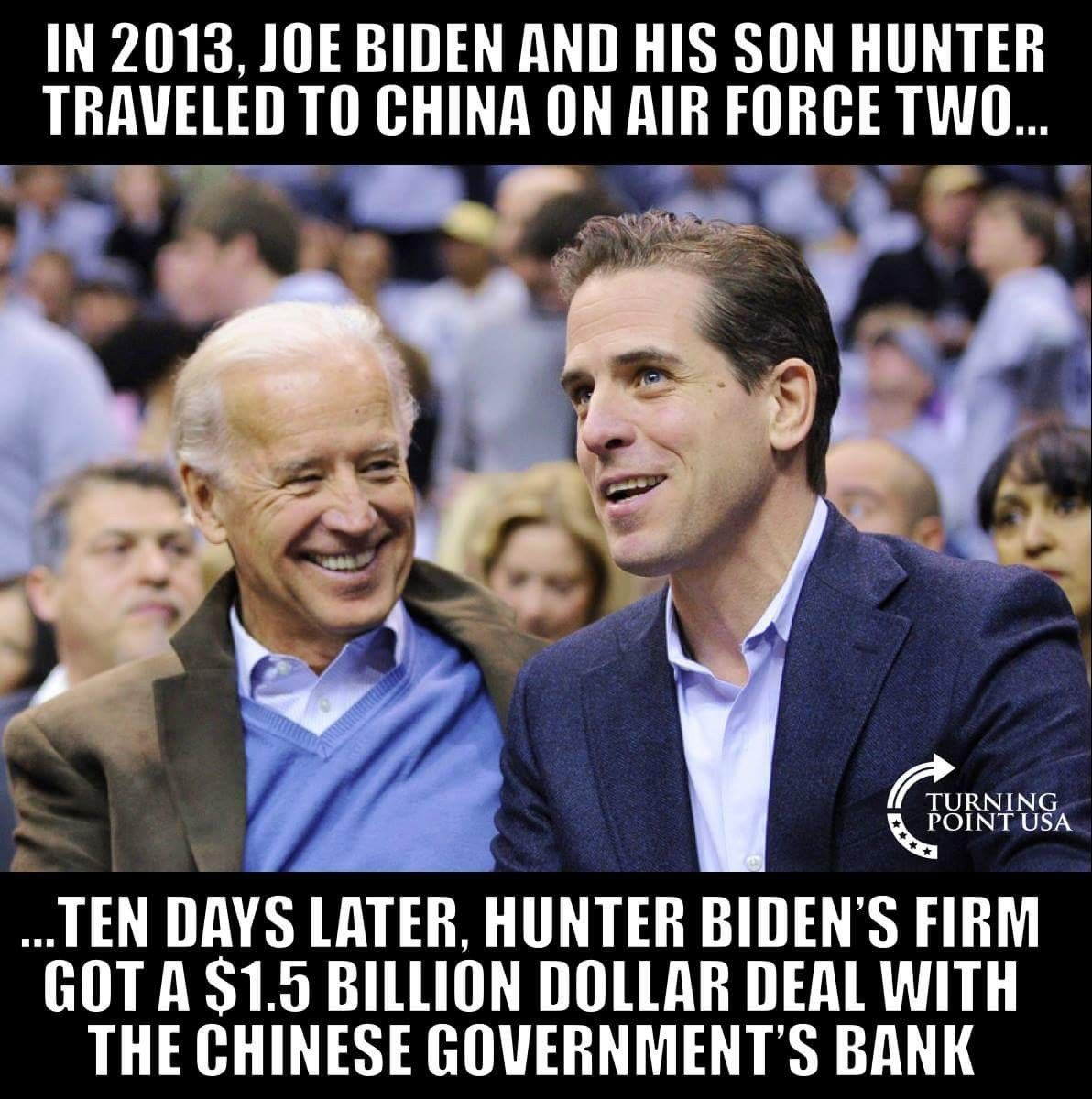 Image result for hunter biden cartoon