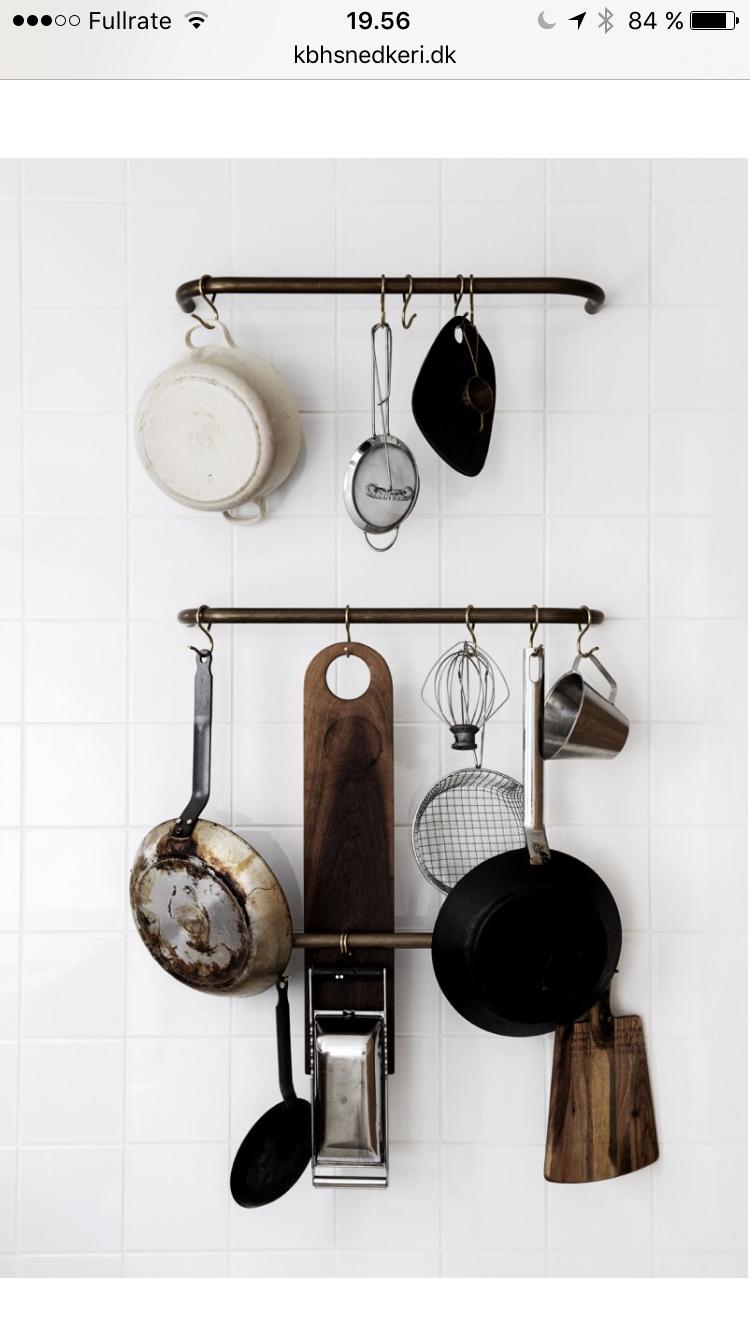 Pin di Stine Lilholm Hansen su Sommerhus ideer   Cucine, Idee per la ...