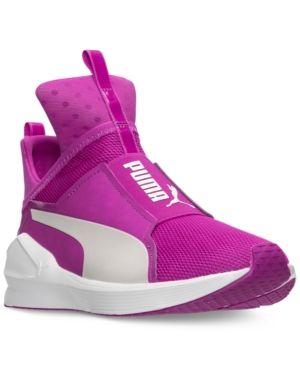 Puma Women's Fierce Core Casual Sneakers from Finish Line