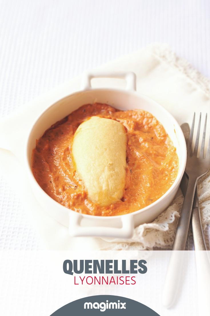 Quenelles Lyonnaises Recettes De Cuisine Recette Cook Expert Recette