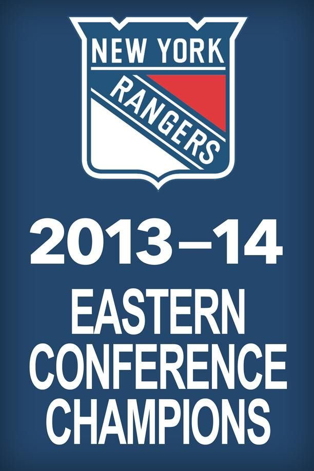 New York Rangers 2014 Eastern Conference Champions