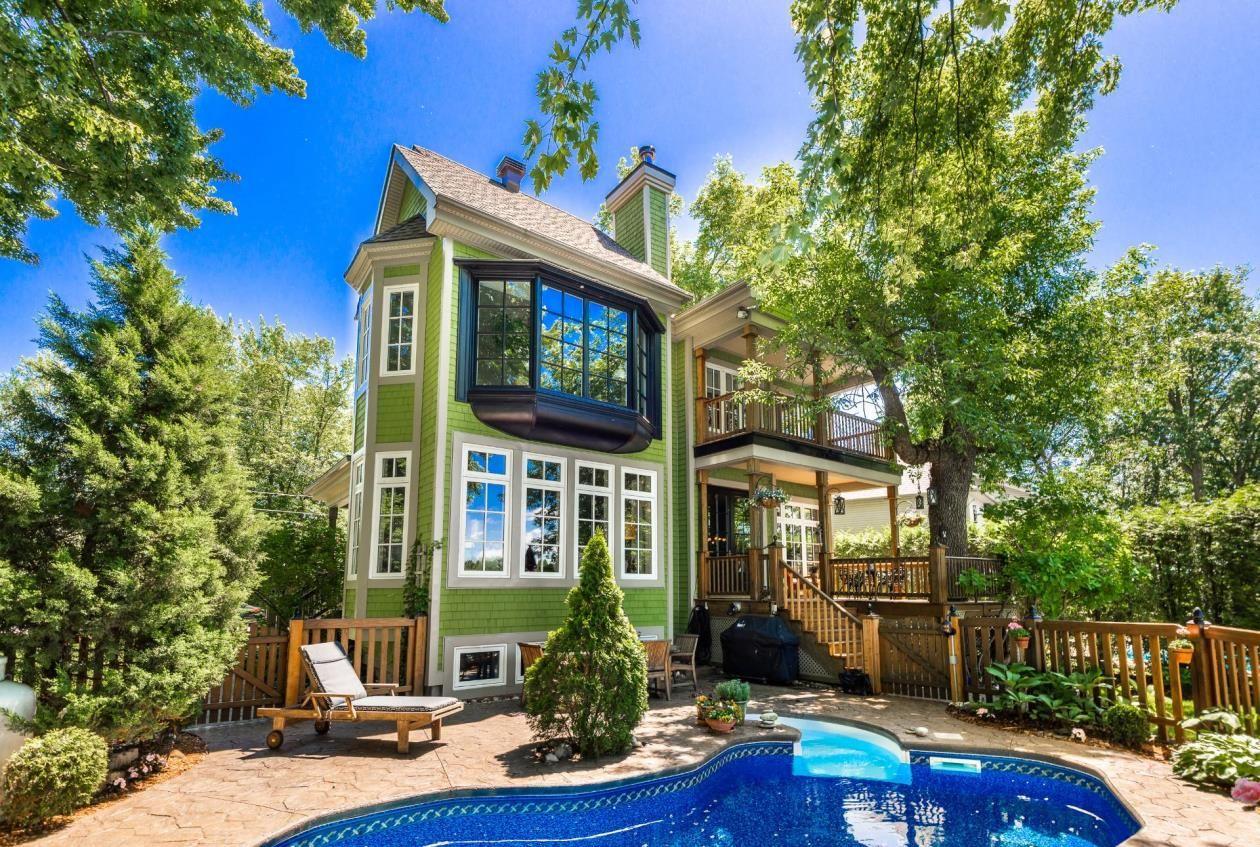 Maison A Vendre A Auteuil Laval Laval 620 Terrasse D Auteuil 11337445 Centris House Styles Mansions Home