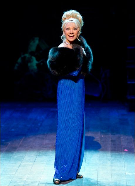 Elaine Paige as Carlotta Campion in Follies (Revival) | Hot
