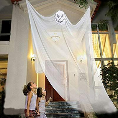 7ft Halloween Props Scary Halloween Ghost Decorations