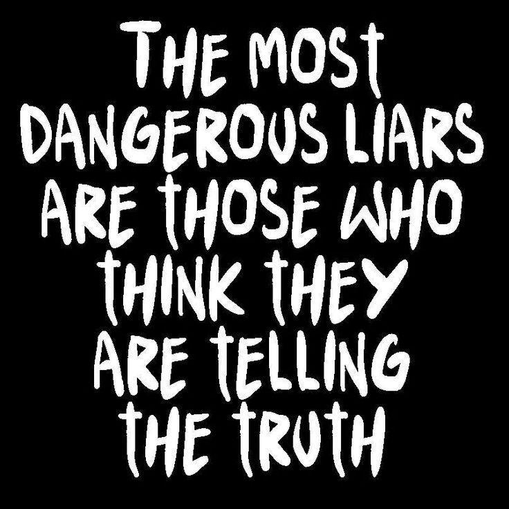 Do narcissists lie