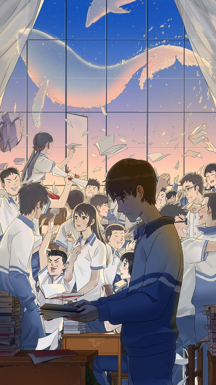Ghim của Kỳ Nhã Thanh trên Quotes/Nền_quotes Anime, Hình