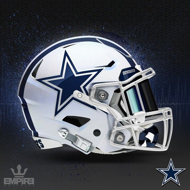 Pin by danal on football concepts and art pinterest ps - Dallas cowboys concept helmet ...