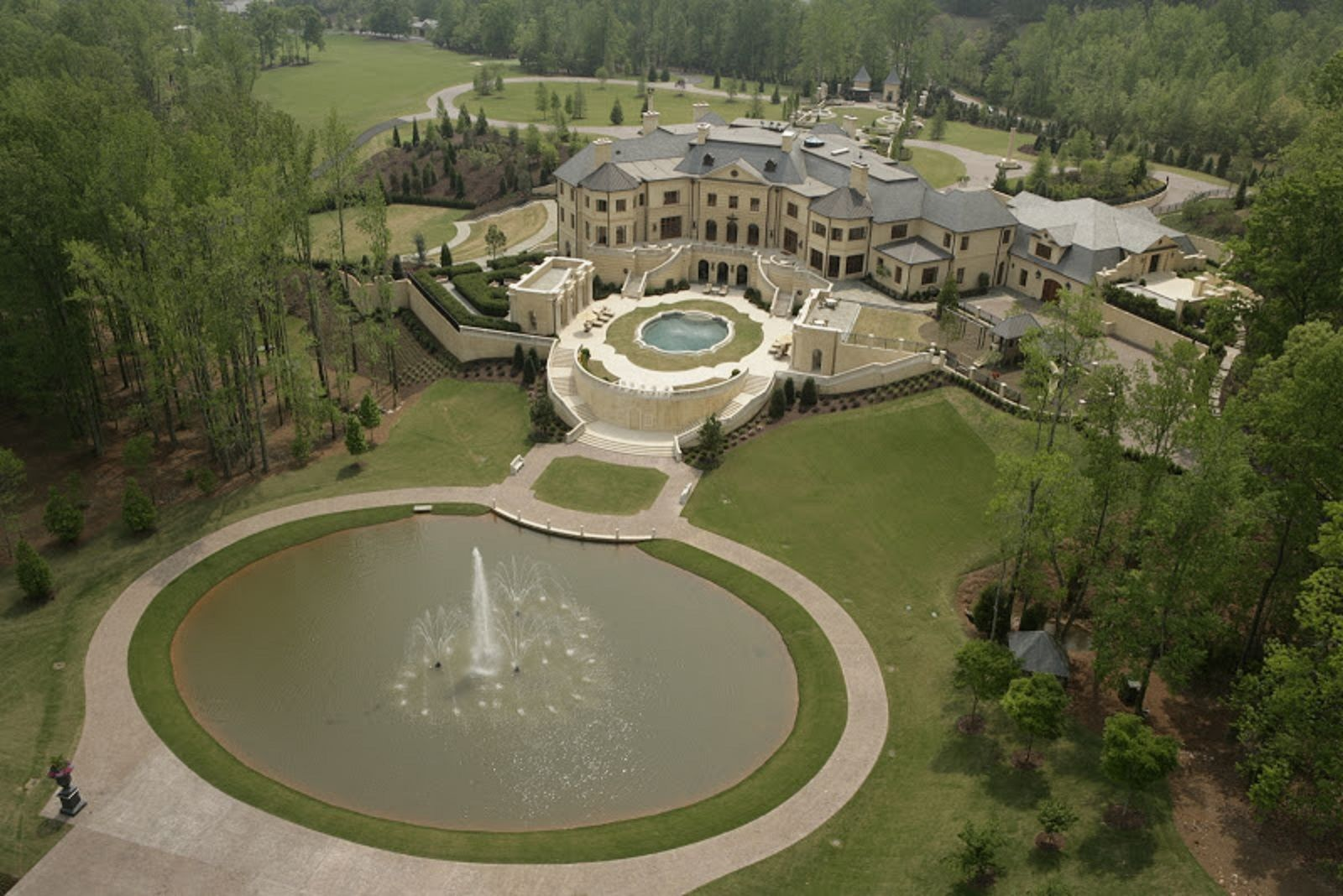 Beautiful Le Reve Estate Cumming Georgia Georgia On