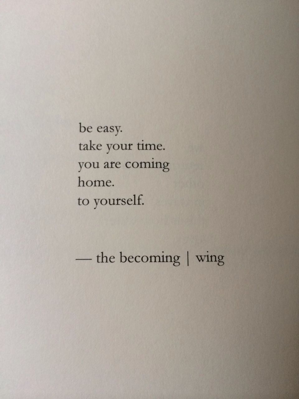 Coming Home Quotes Coming Home To Self  Writing & So Forth  Pinterest  Poem