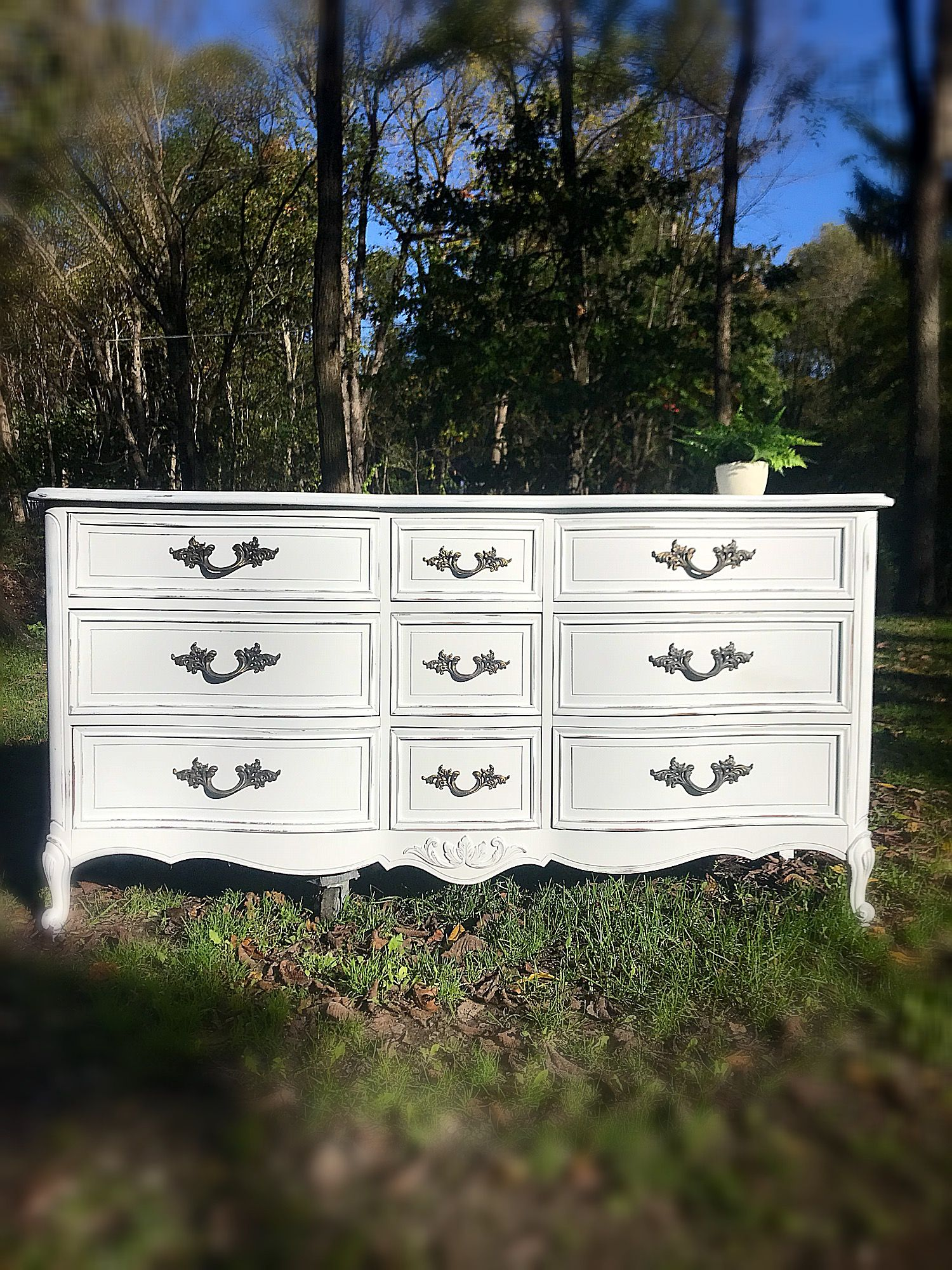 Unique White Vintage Rustic French Cottage Shabby Chic French Provincial Bedroom Dresser B French Shabby Chic Furniture French Shabby Chic Shabby Furniture