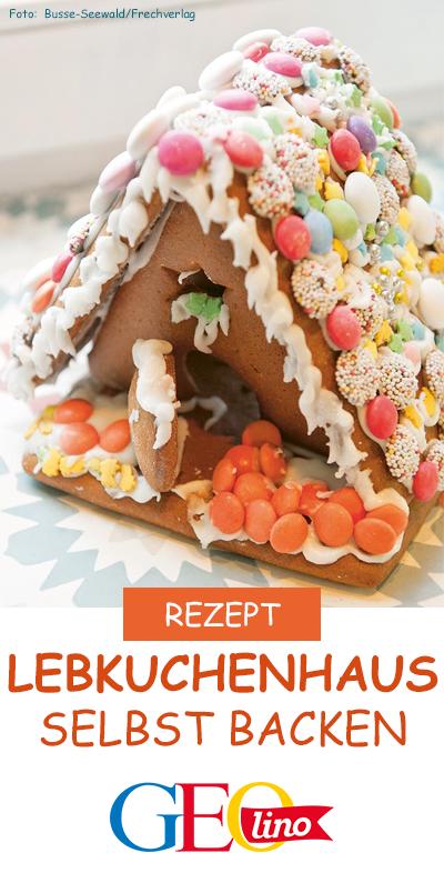 Wir verraten euch im Rezept, wie ihr ein Lebkuchenhaus backen könnt. #backen #backenmitkindern #lebkuchen #lebkuchenhaus #weihnachten #weihnachtsrezept #weihnachtsküche #weihnachtsbäckerei #kinderküche #lecker #advent #vorweihnachtszeit #kekseweihnachtenkinder