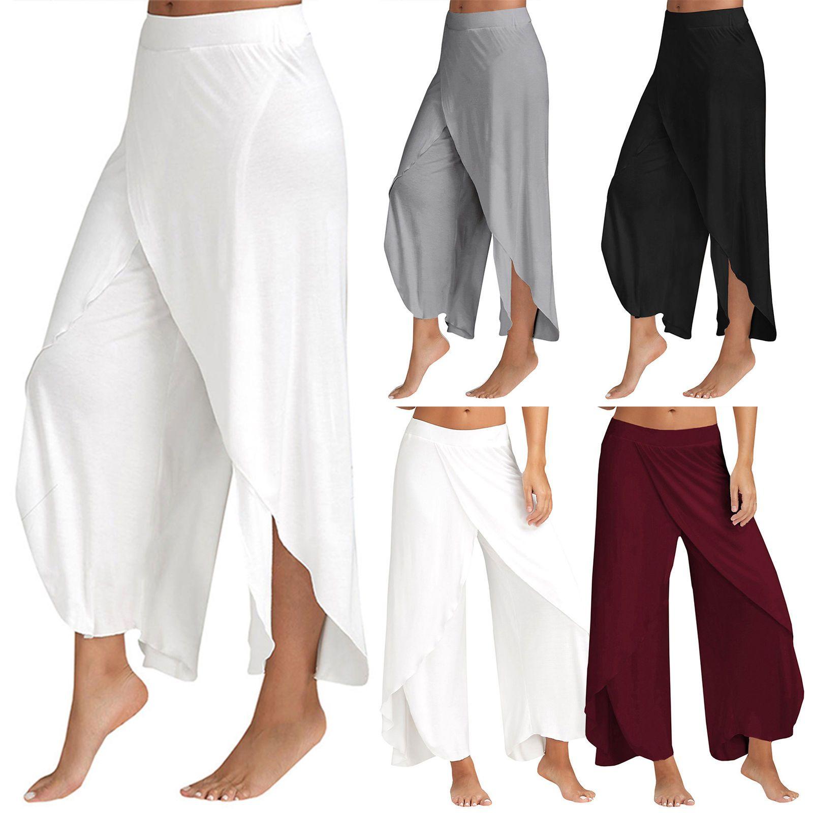 preisreduziert besserer Preis für Online-Einzelhändler Pumphose Haremshose Aladinhose Yoga Damen Aladin Chiffon ...