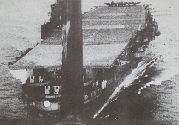 Japanese aircraft carrier Zuikaku in movie - 瑞鶴 (空母) - Wikipedia