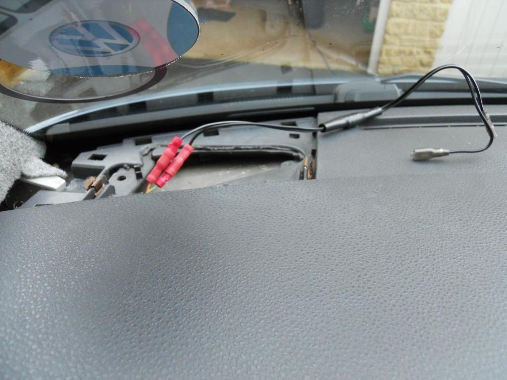 Front speaker replacement, with pics... Page 2 VW T4