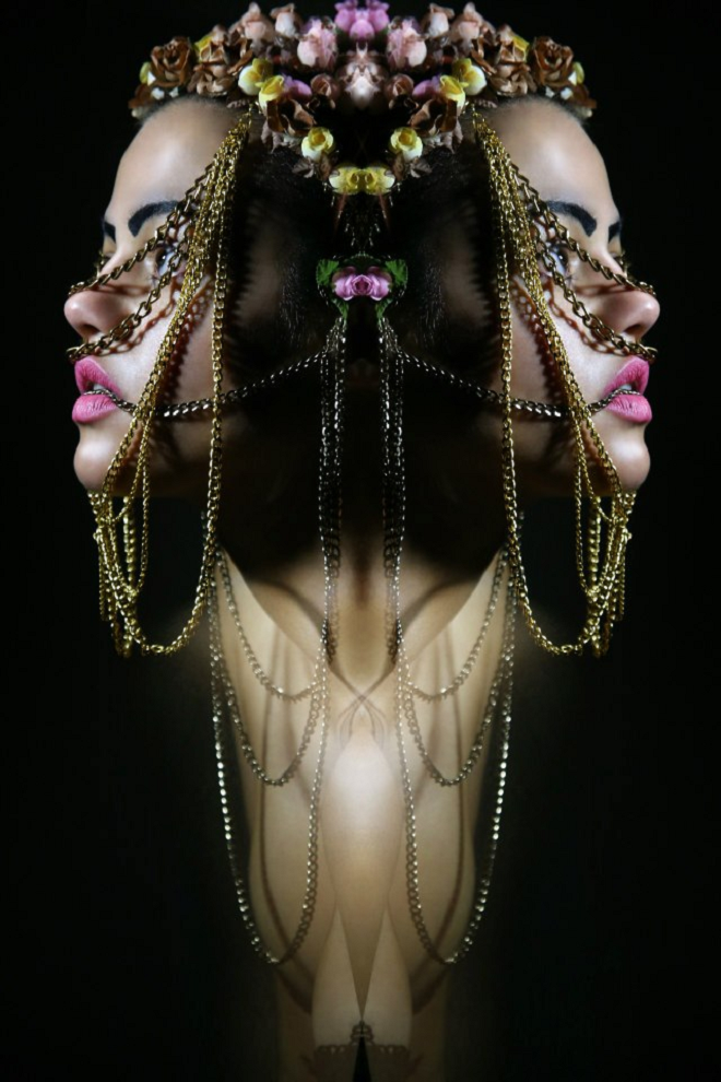Irreverent necklaces