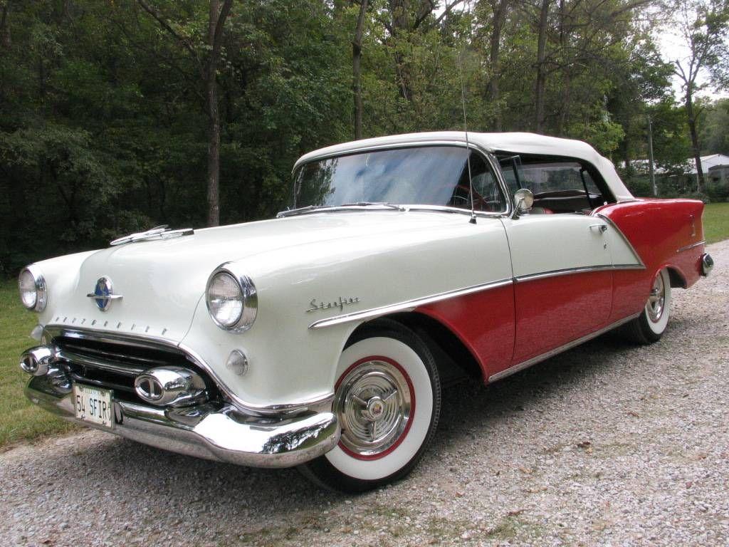 1954 Oldsmobile Starfire for sale #1971772 - Hemmings Motor News ...