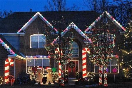 Create a candy cane or any other design with rope light they are create a candy cane or any other design with rope light they are flexible and durable rope lighting designs pinterest rope lighting candy canes and aloadofball Images
