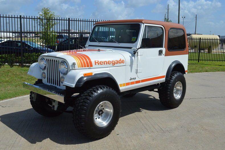 Cj Renegade Jeep Cj7 Jeep Cj Jeep