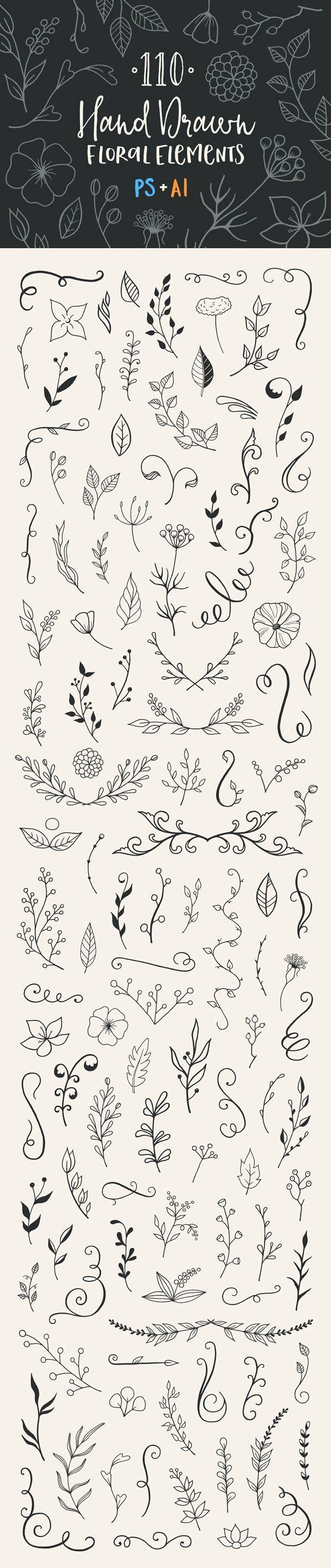 Werbegeschenk-Zusammenfassung! – Kostenlose hübsche Dinge für Sie #tattoos #flowerpatterndesign