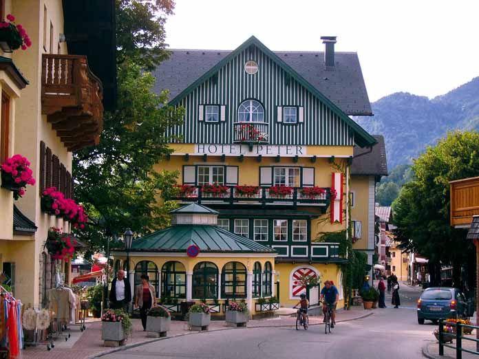 St wolfgang austria visitas pinterest austria for Design hotel salzkammergut