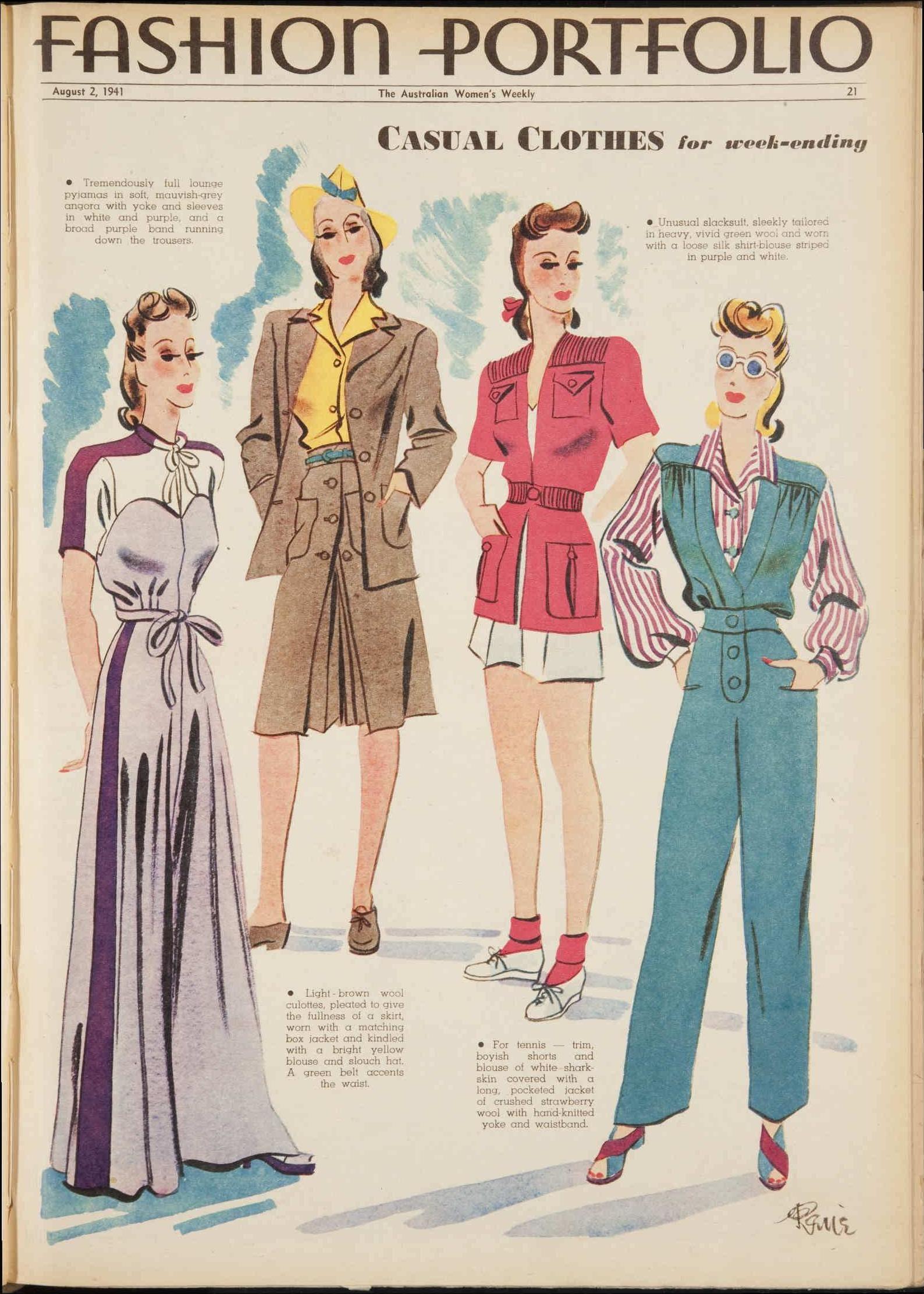 2 Aug 1941 - The Australian Women's Weekly