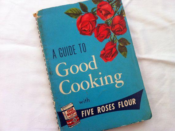 Pin By Paula Zargaj Reynolds On Vintage Cook Books Recipe Book Flour Cookbook Family Recipe Book