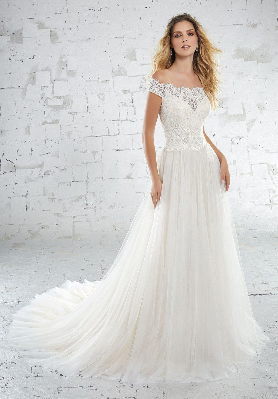 Off the Shoulder Beach Wedding Dress  Dresses for Guest at