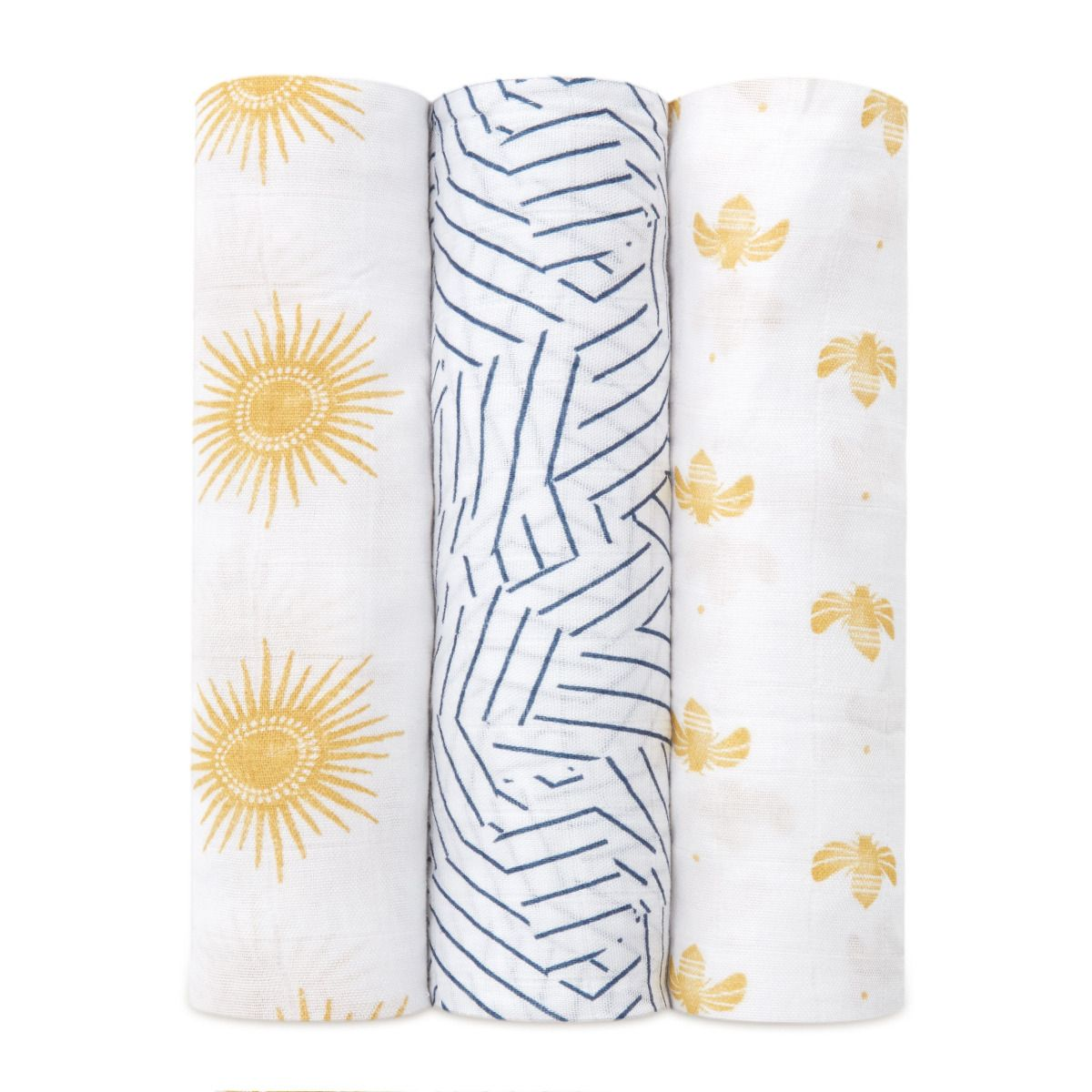 Silky Soft Swaddle 3-Pack