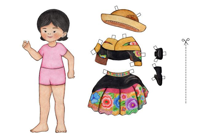 Dibujo a Lápiz: Danzas de Huancayo